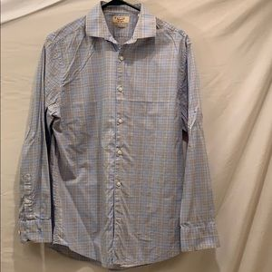 Original Penguin Heritage Slim Fit Button Down